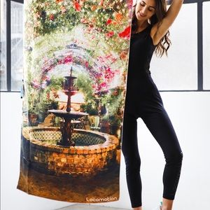 The Grounds Design- gym and beach towel